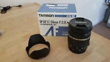 Tamron SP A16 AF XR Di II LD Aspherical IF Canon fit Lens 17-50mm f/2.8 Lens