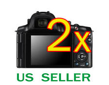 2x Clear LCD Screen Protector Guard Cover Shield Film For Samsung NX20