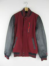 Nike Air NSW Destroyer Jacke Team Max 90 Red & Black Jacket 545942 677 New XS