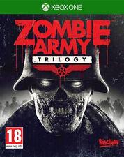 Zombie Army Trilogy (Microsoft Xbox One, 2015)