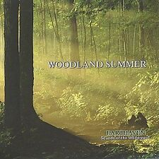 Woodland Summer Earthhaven Series Sounds of the Wilderness CD NEW Sealed New Age