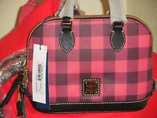 Dooney and Bourke NWT Tucker Bitsy Bag tote,  Young or Old Striking satchel