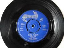 THE WHO HAPPY JACK reaction 66 A1B1 45 VG