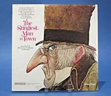 "The Stingiest Man in Town LP 1974 Based on ""A Christmas Carol"" MINT"
