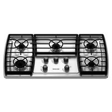 New Kitchenaid KGCK366VSS 5 Burners Stainless Steel Surface Architect SeriesII