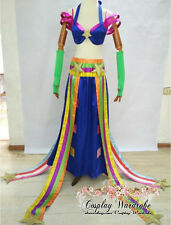 League of Legends Sona Cosplay LOL Arcade Sona Costume Skin