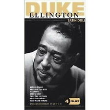 "Duke Ellington ""Satin Doll"" / 4-CD-Longbox inkl. Booklet - NEU/OVP"