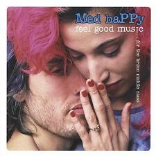 Audio CD Feel Good Music for the Broke Middle Class - Mad Happy - Free Shipping
