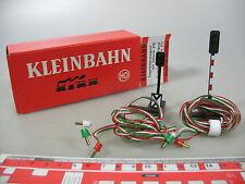 AM850-0,5# 2x Kleinbahn H0 Signal: Lichtvorsignal+Lichthauptsignal, geprüft OVP