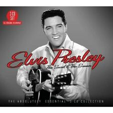 ELVIS PRESLEY - THE SAINT & THE SINNER 3 CD NEU
