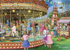 The House Of Puzzles - 1000 PIECE JIGSAW PUZZLE - Gallopers