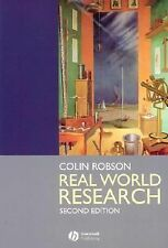 Real World Research: A Resource for Social Scientists and Practitioner-Researche