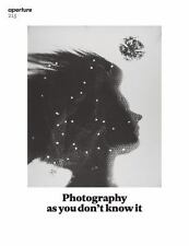 Photography as you don't know it: Aperture 213 (Aperture Magazine)