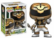 Funko POP! Vinyl: Mighty Morphin Power Rangers - White Ranger