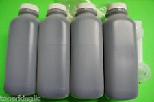 4 HY Refill Toner Kits for Brother TN650 TN-620 DCP-8050DN DCP-8080DN DCP-8085DN