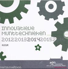 NEDERLAND: DAG VAN DE MUNT: BU SET 2014