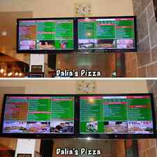 4 Complete Professiona Digital Menu - Restaurants - Retail, Become Our Reseller