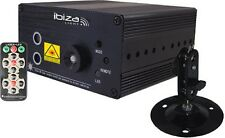 "Ibiza Light Mini FireFly Laser RG ""LAS160P-MKII"", blaue 3W LED"