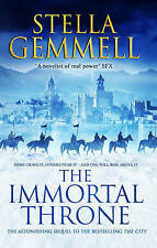 The Immortal Throne, Stella Gemmell