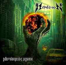 Hiperion - Hiperion Rise - Traditional Metal Iron Maiden Judas Priest Power