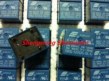 50pcs 5pins 12V SRU-12VDC-SL-C 10A 250VAC 30VDC SONGLE Relays