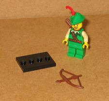 Col01-14 LEGO Minifig Collection Series 1 Forestman – 100% Complete EX COND 2010