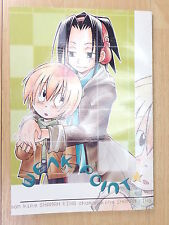 Japanese Comics Shaman King Weak Point You x Manta Doujinshi Fan Art Book