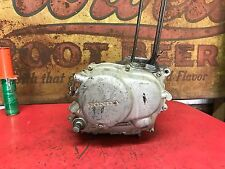 1984 Honda XL80 Engine  Bottom End  Crank Clutch Transmission XL 80 XR