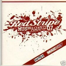 (G1000) Red Stripe Music Award 07 - DJ CD