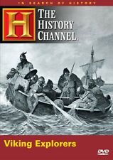 VIKING EXPLORERS (HISTORY CHANNEL DOCUMENTARY) NEW AND SEALED