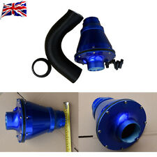 UK Universal Typhoon Cold Air Intake Induction System Kit With Air Box & Filter