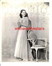 Vintage Helen Parrish GORGEOUS 30s UNIVERSAL FASHION Publicity Portrait