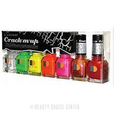 LeChat Dare To Wear Nail Lacquer Crack-M-Up Set - High Energy DWCKS03