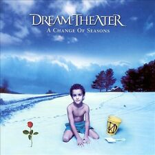DREAM THEATER - A Change of Seasons / EASTWEST RECORDS CD 1995 MADE IN GERMANY