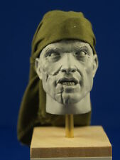 "1:6  CUSTOM RESIN HEAD SCULPT  ""BARNES"""