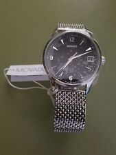 Movado Men's 0606802 MOVADO CIRCA STAINLESS STEEL WATCH NEW WITH TAGS