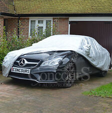 Mercedes E-class (W212) Breathable Car cover, Coupe/Convertible Models, 2009 on