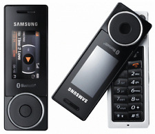 Samsung X830 Black (Ohne Simlock) Mini Handy Kamera 3BAND Bluetooth Raritätt