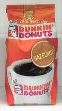 Dunkin Donuts Hazelnut Ground Coffee 12 oz