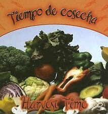 Tiempo De Cosecha  Harvest Time (My First Math Discovery Library (Bilingual Edit