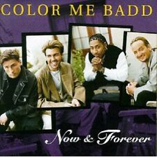 Now & Forever by Color Me Badd (CD, Mar-2006, Giant (USA))