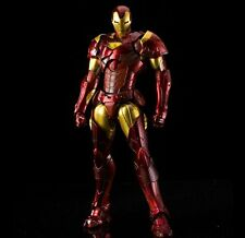 RE:EDIT IRON MAN 02 Extremis Armor Action Figure Sentinel NEW from Japan