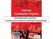 Internal Combustion Engines: Applied Thermosciences, 2nd ed. by Colin R. Ferguso