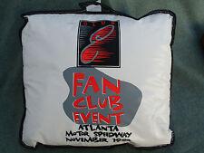 NOV. 1998 DALE EARNHARDT SR ATLANTA MOTOR SPEEDWAY FAN CLUB SEAT CUSHION PILLOW