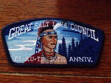 MINT CSP Great Salt Lake Council SA-156 El-Ku-Ta 50th Anniversary