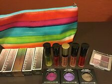 Lot #3 of 5 Mary Kay Nourishine Plus Lip Gloss *NIB*+3 Free MAC Eye Shadow + Bag