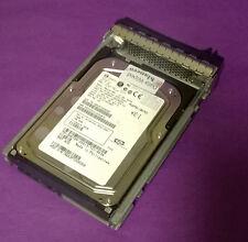 """Dell h8799 73GB 15000RPM 3.5 """"LFF SAS Disco Rigido-FUJITSU max3073rc CON CADDY"""