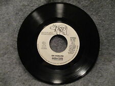 "45 RPM 7"" Record Robin Gibb Oh Darling 1978 RSO Records Promo RS 907 Very Good+"