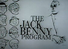 THE JACK BENNY PROGRAM 166 EPISODES PLUS 13 TV SPECIALS ON DVD