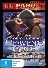 El Paso: Heaven's Gate DVD NEW